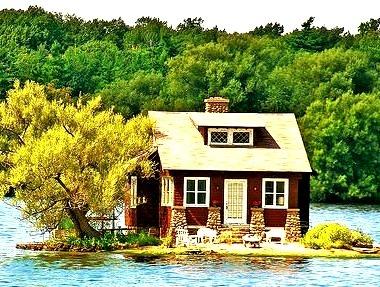 Island Home, Thousand Islands, Canada