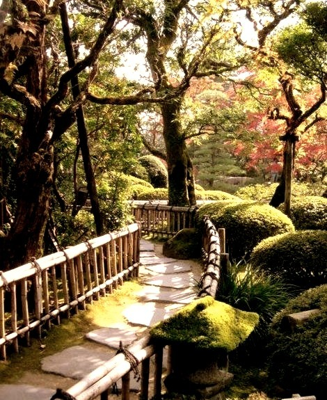 Japanese Garden, Nikko, Japan