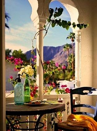 Breakfast Nook, Isle of Crete, Greece