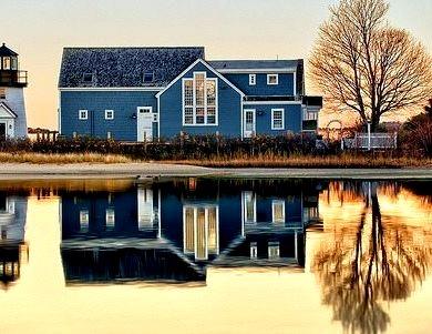 Lighthouse, Hyannis, Massachusettes
