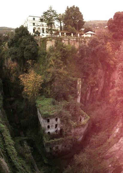 Abandoned, Sorrento, Italy