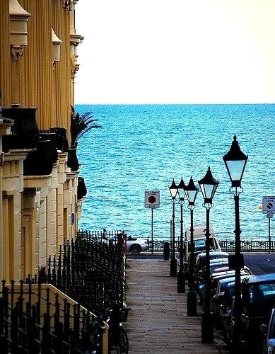 Down to the Sea, Brighton England