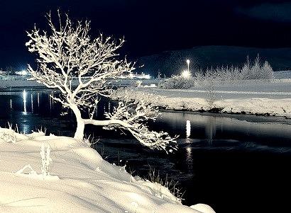 White Night, Iceland
